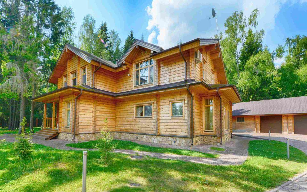 ¿Casas amigables de madera con el medio ambiente? sí es posible