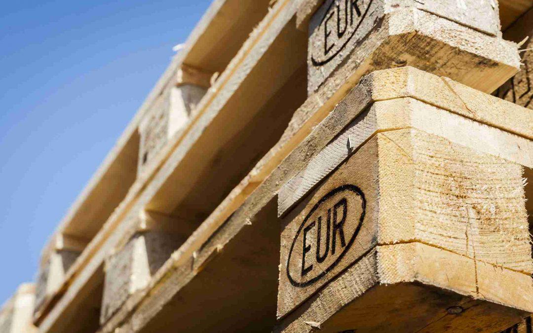 Pallets de Madera en beneficio de la economía y el desarrollo de negocios