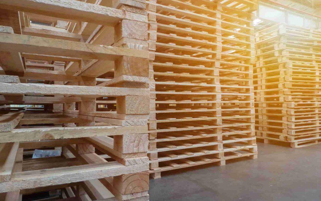 Los Pallets de Madera y las medidas que presentan