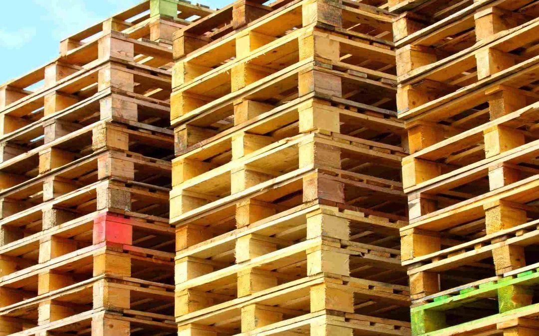 Pallets De Madera como transporte de mercancía en el Perú