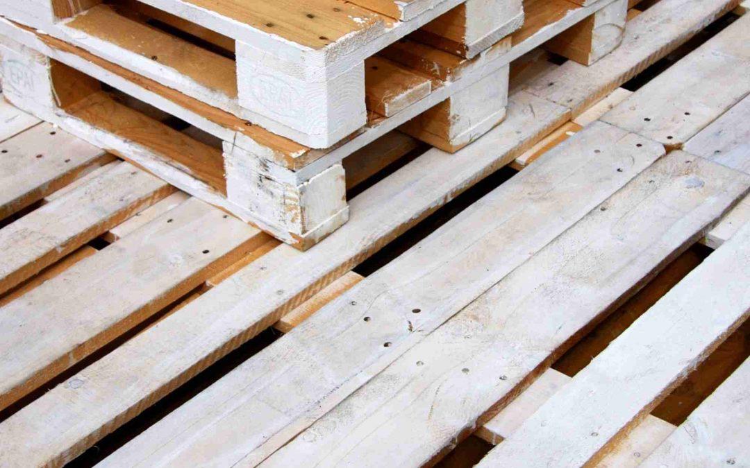 Pallets de Madera: Revestir paredes con Pallets