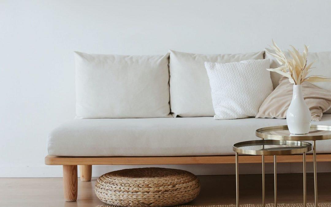¿Cómo hacer un sofá atractivo y cómodo con Pallets de Madera?
