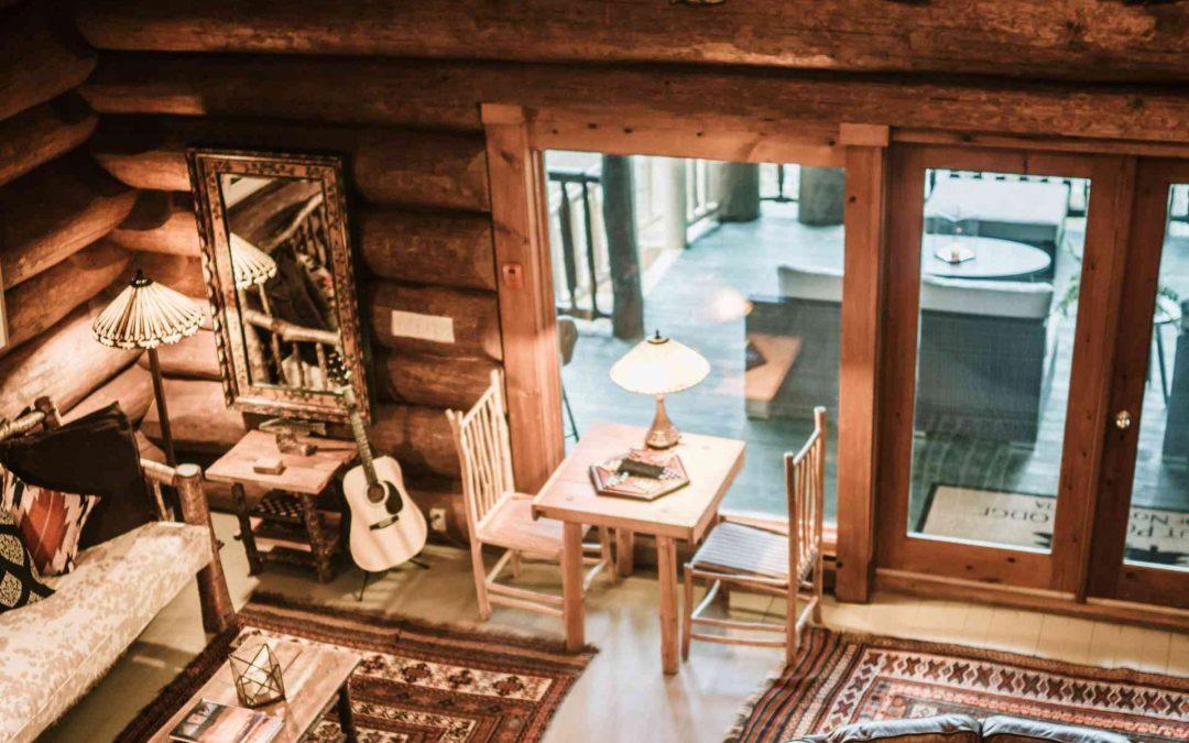 Maderera Andina: La madera estructural como ejemplo de construcción