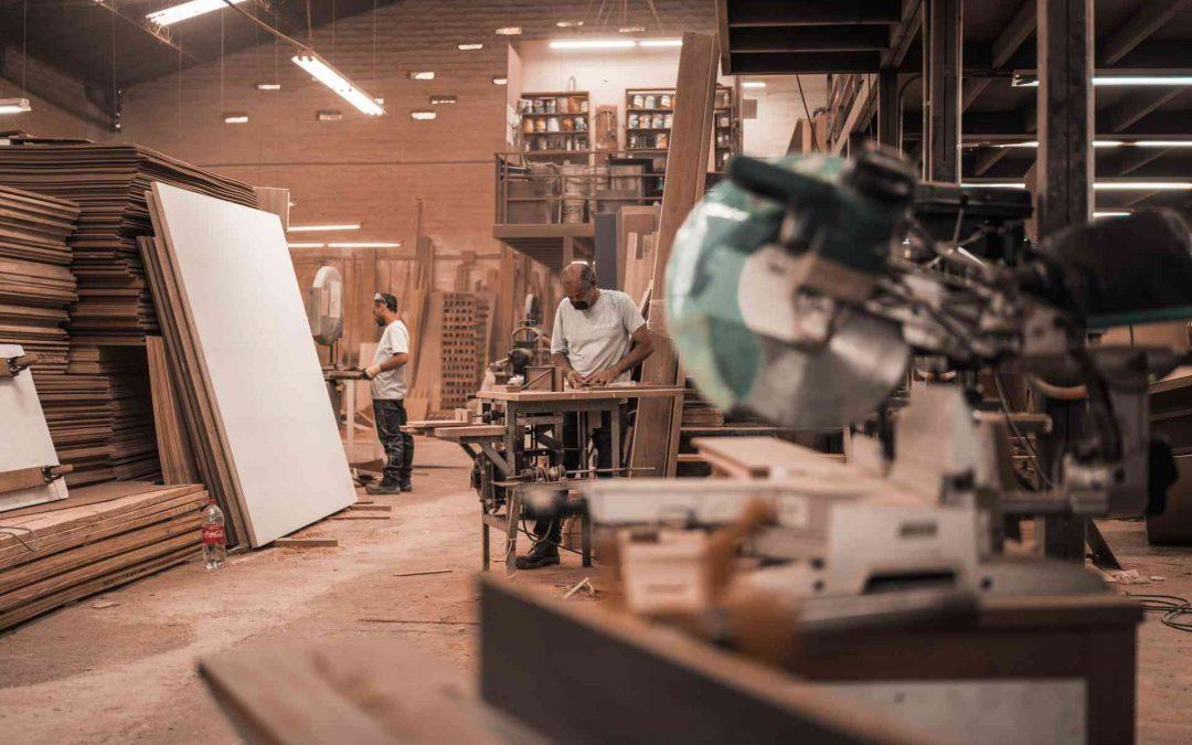 Maderera Andina: Pallets de madera y el transporte