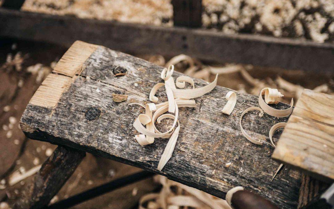 Maderera Andina: ¿Qué son las crucetas de madera?