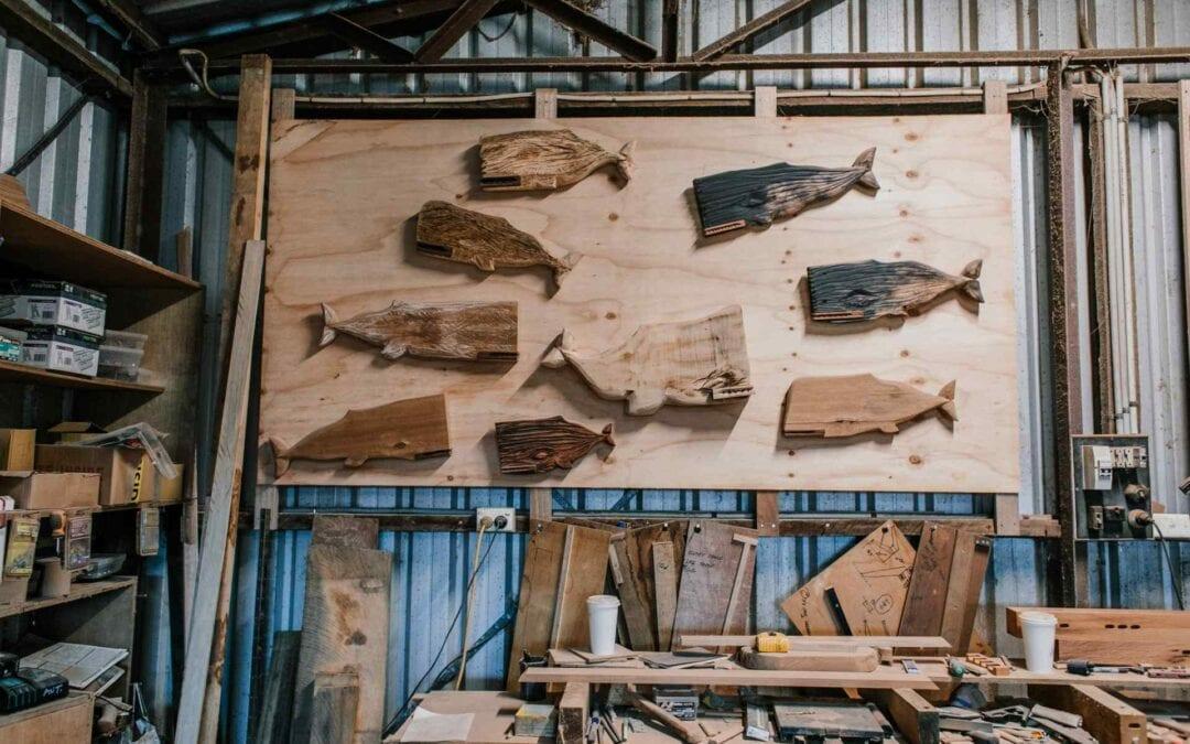 Maderera Andina: Renovando las Vigas de Madera