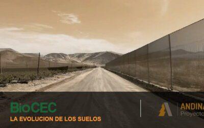 Maderera Andina: Carreteras consolidadas con BIOCEC
