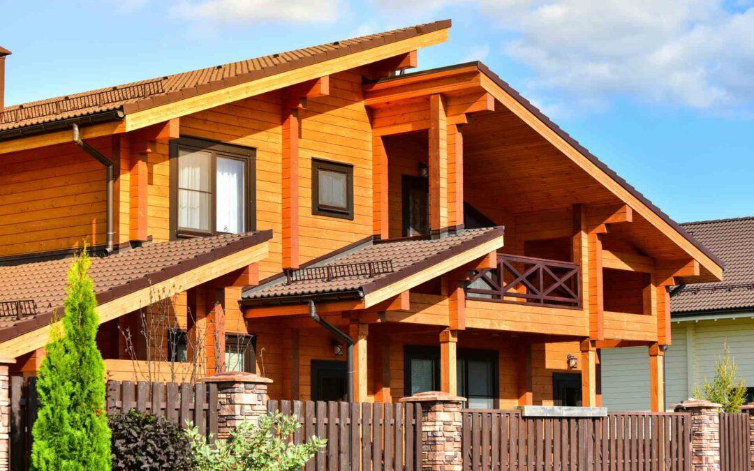 Maderera Andina: ¿Por qué Estados Unidos construye casas con Madera?
